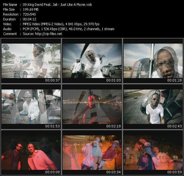 King David Feat. Jali video screenshot