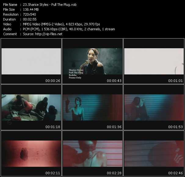 Sharice Styles video screenshot
