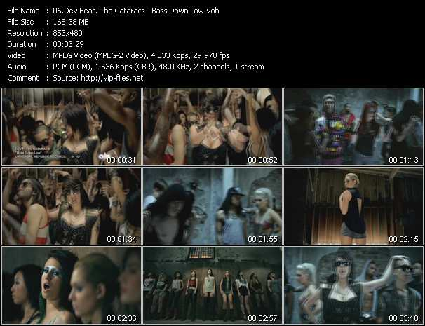 Dev Feat. The Cataracs video screenshot
