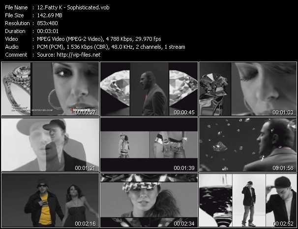 Fatty K video screenshot