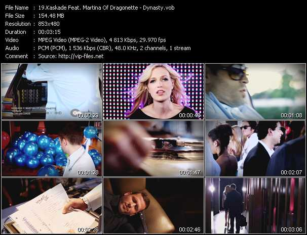 Kaskade Feat. Martina Of Dragonette video screenshot