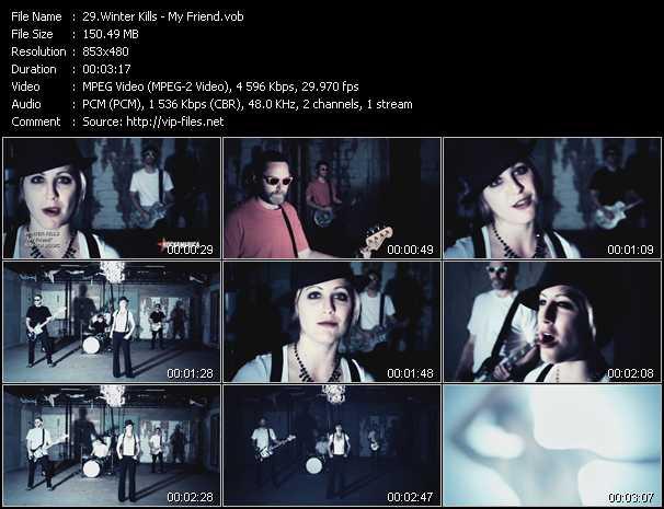Winter Kills video screenshot