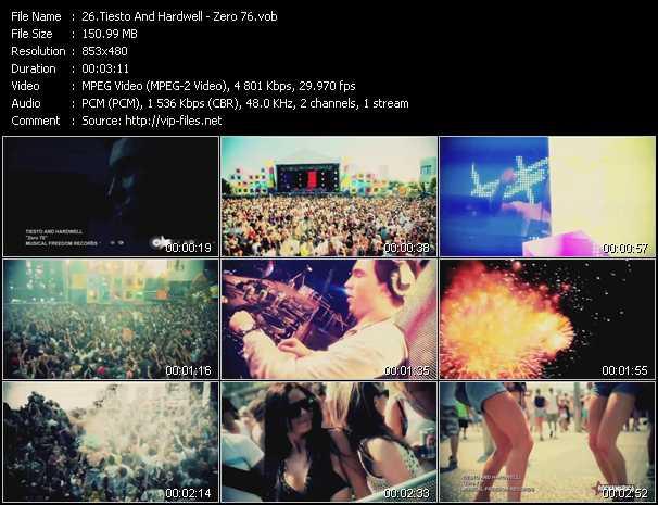 Tiesto And Hardwell video screenshot
