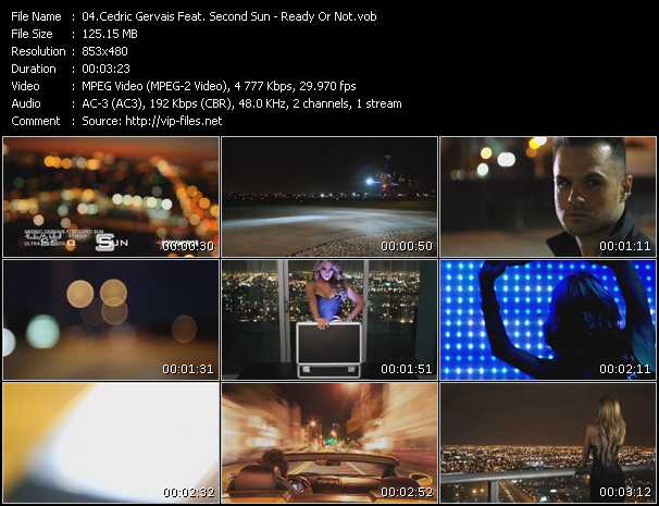 Cedric Gervais Feat. Second Sun video screenshot