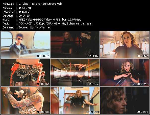 Cling video screenshot