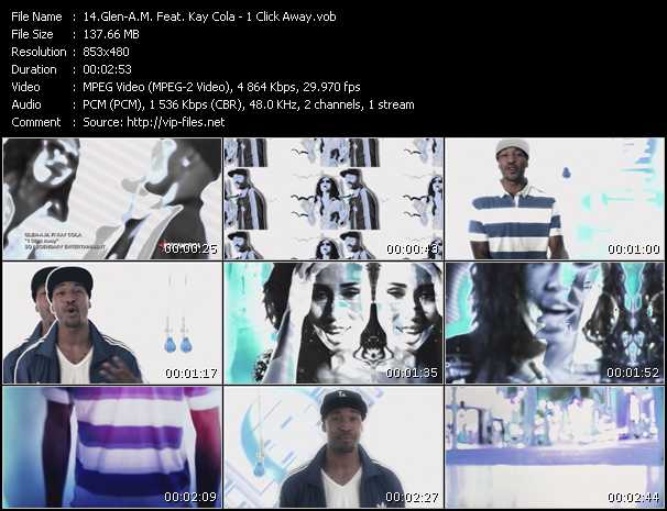 Glen-A.M. Feat. Kay Cola video screenshot