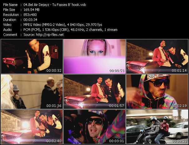 Bel Air Deejayz video screenshot