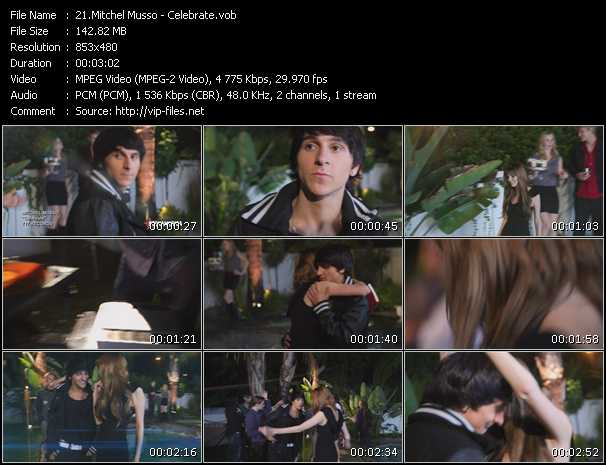 Mitchel Musso video screenshot