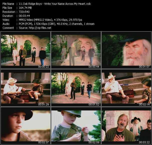Oak Ridge Boys video screenshot