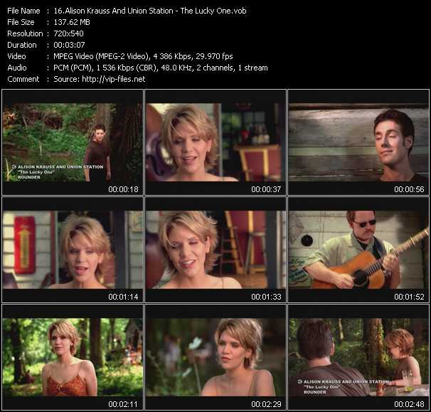 Alison Krauss And Union Station video screenshot