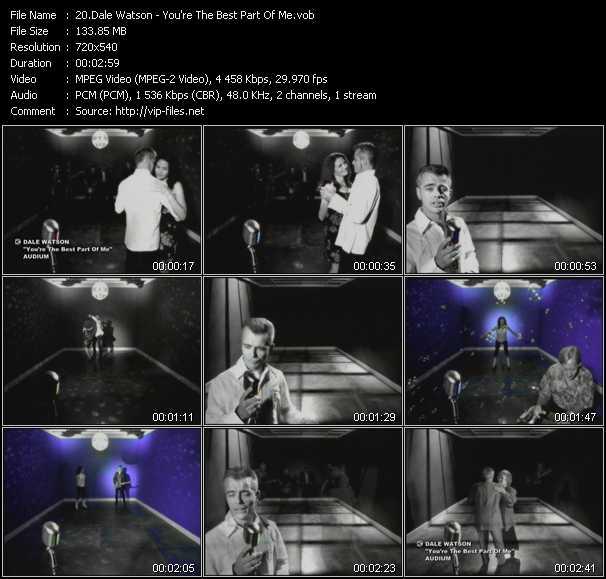 Dale Watson video screenshot