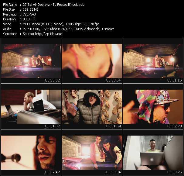 Bel Air Deejayz video screenshot