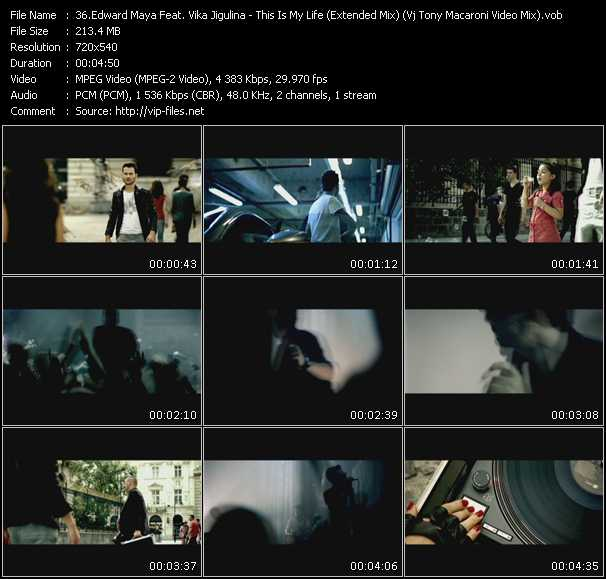 Edward Maya Feat. Vika Jigulina video screenshot