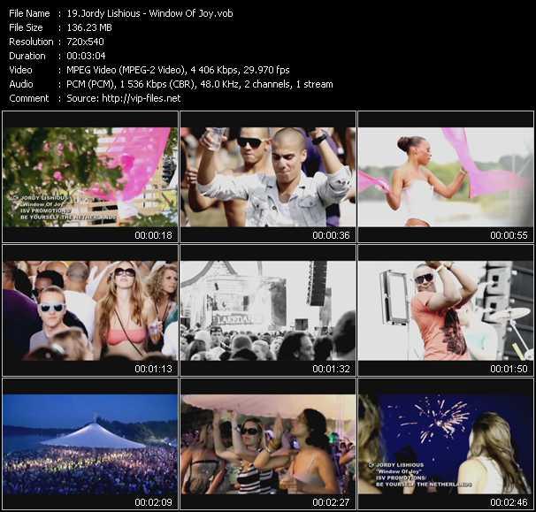 Jordy Lishious video screenshot