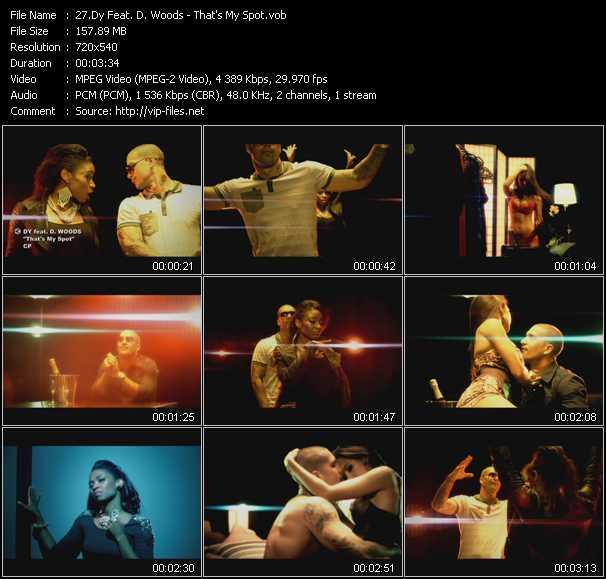 Dy Feat. D. Woods video screenshot