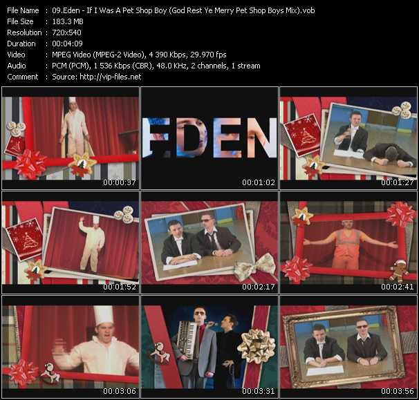 Eden video screenshot