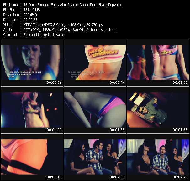 Jump Smokers Feat. Alex Peace video screenshot