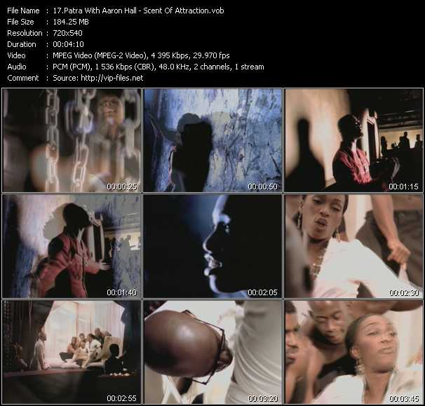 Patra With Aaron Hall video screenshot