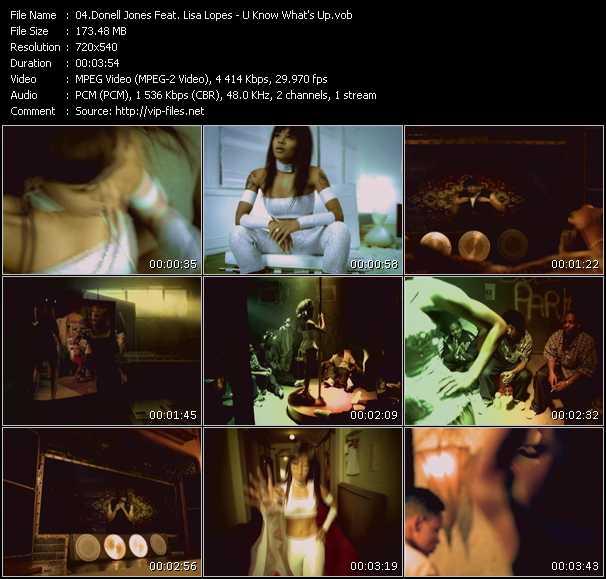 Donell Jones Feat. Lisa Left Eye Lopes video screenshot