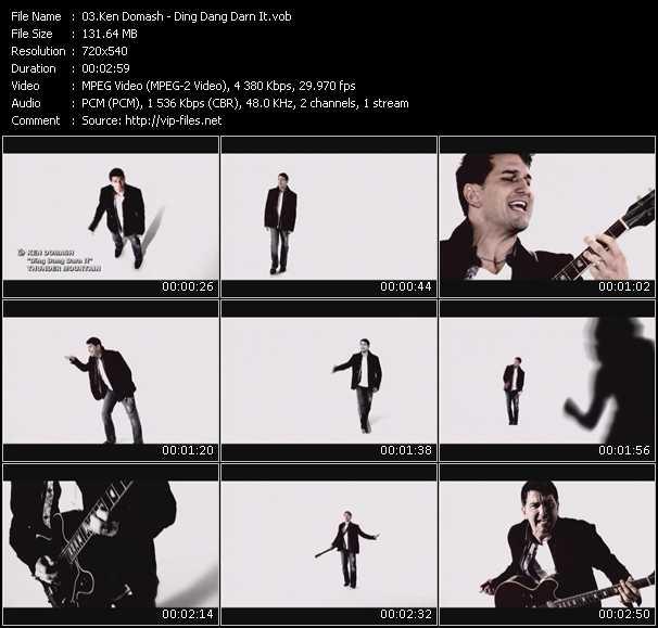 Ken Domash video screenshot