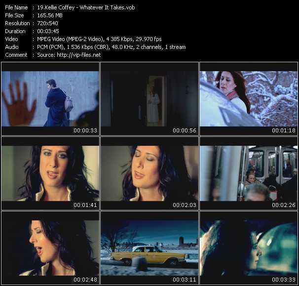 Kellie Coffey video screenshot