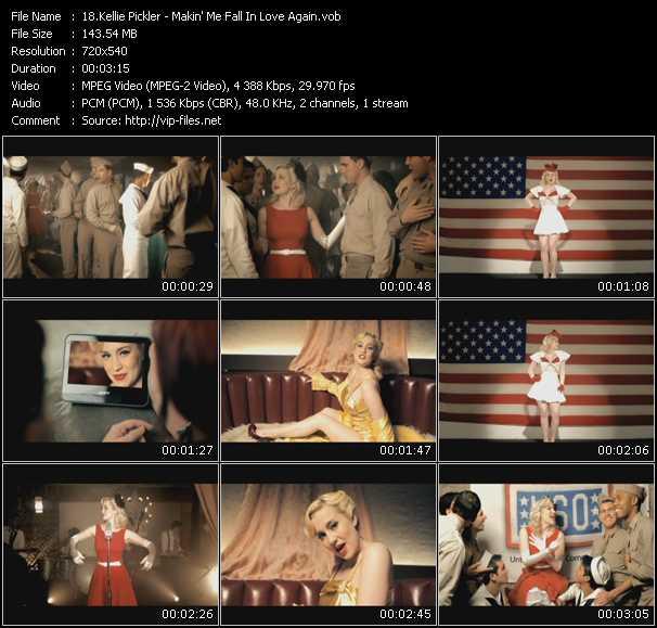 Kellie Pickler video screenshot