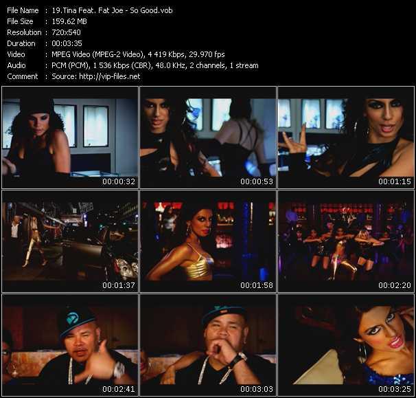 Tina Feat. Fat Joe video screenshot