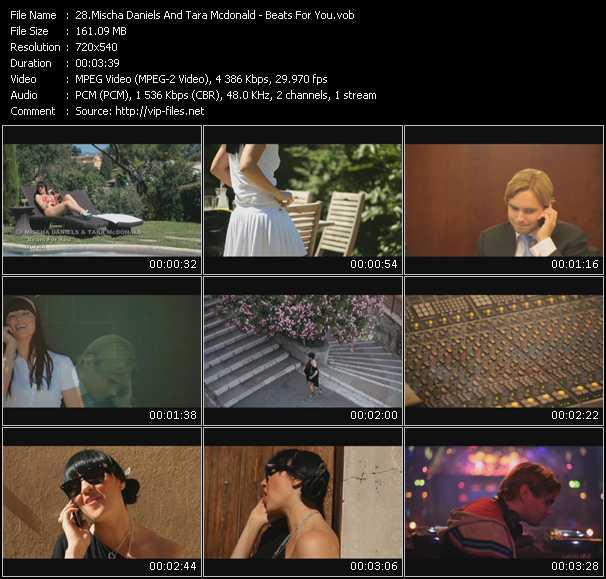 Mischa Daniels And Tara Mcdonald video screenshot