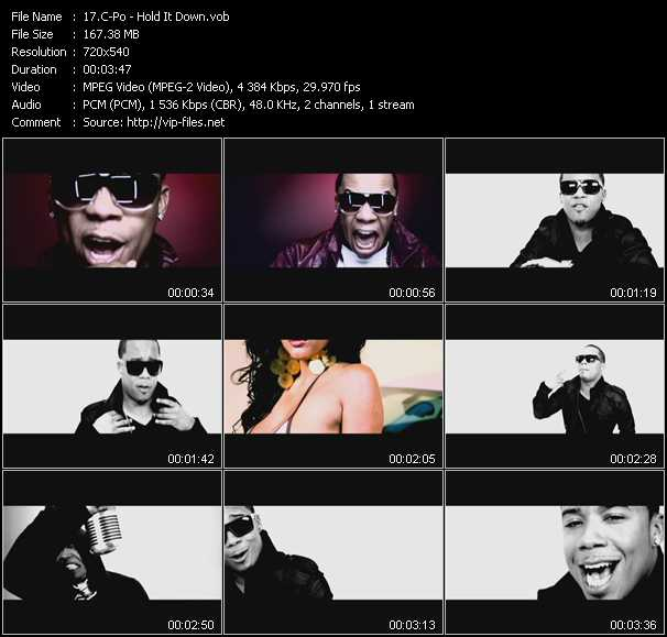 C-Po video screenshot