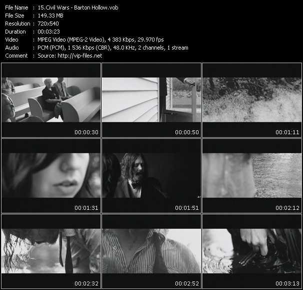 Civil Wars video screenshot