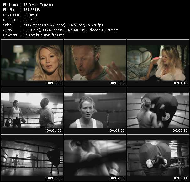 Jewel video screenshot
