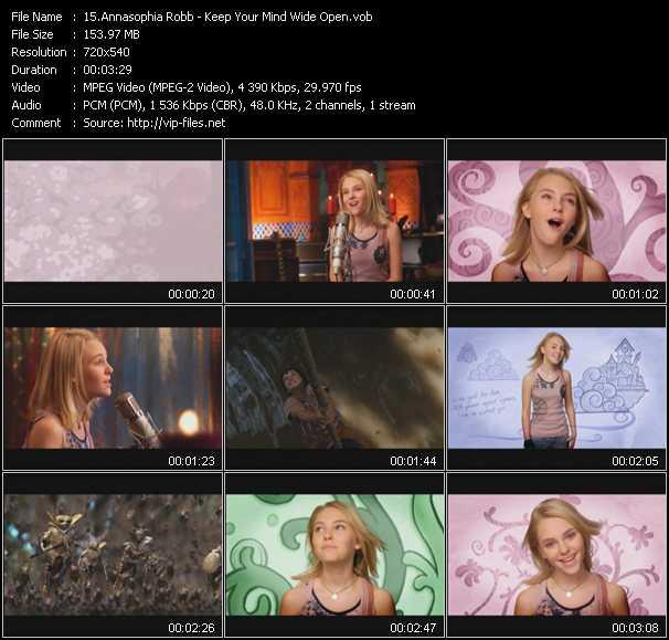 Annasophia Robb video screenshot