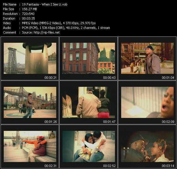 Fantasia video screenshot