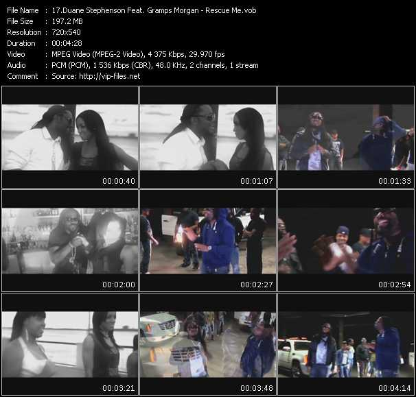Duane Stephenson Feat. Gramps Morgan video screenshot