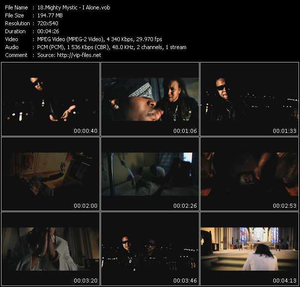 Mighty Mystic video screenshot