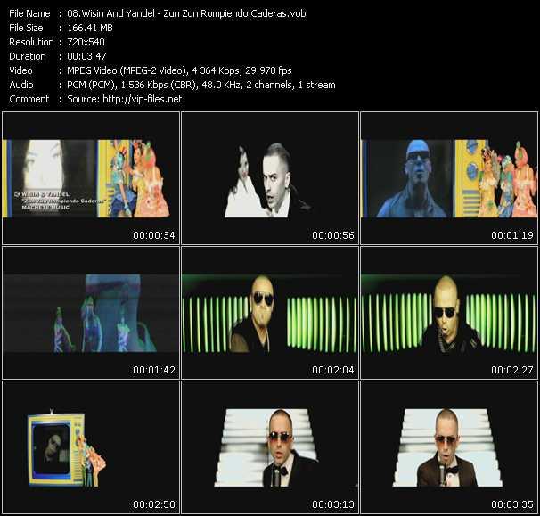 video Zun Zun Rompiendo Caderas screen