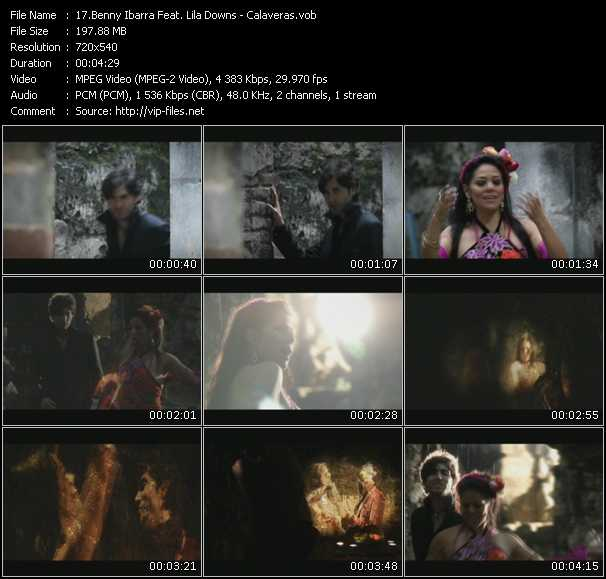 Benny Ibarra Feat. Lila Downs video screenshot