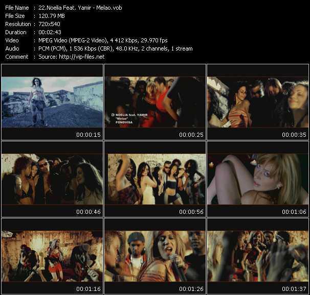 Noelia Feat. Yamir video screenshot