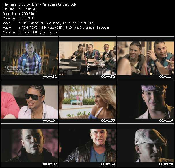24 Horas video screenshot