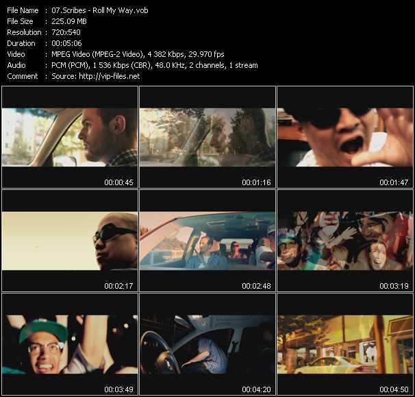 Scribes video screenshot