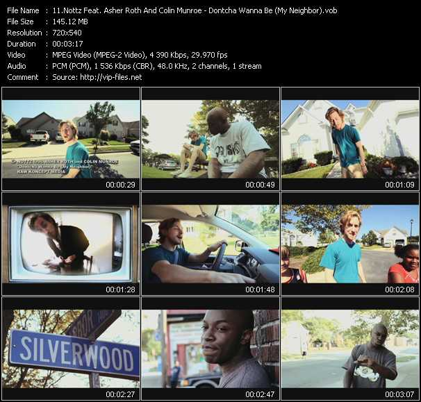 Nottz Feat. Asher Roth And Colin Munroe video screenshot