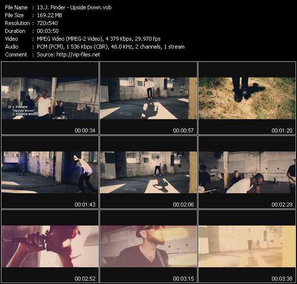 J. Pinder video screenshot