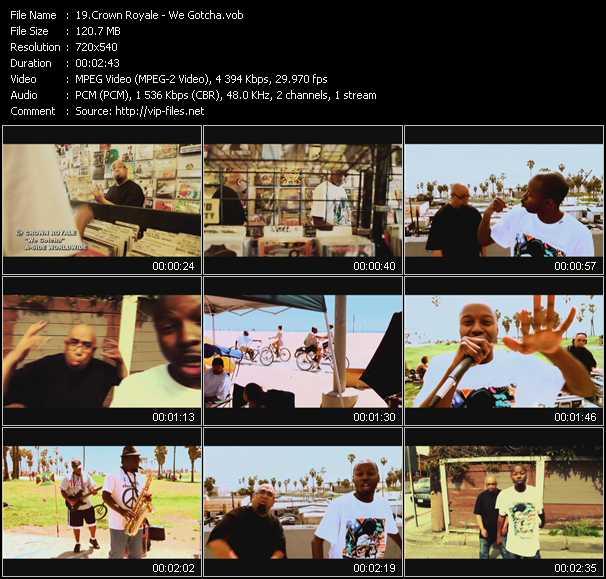 Crown Royale video screenshot