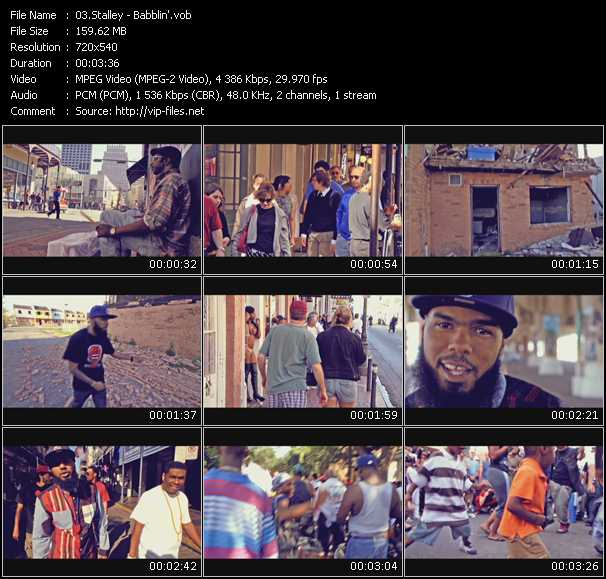 Stalley video screenshot