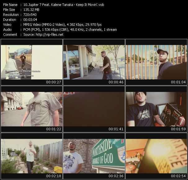 Jupiter 7 Feat. Kalene Tanaka video screenshot