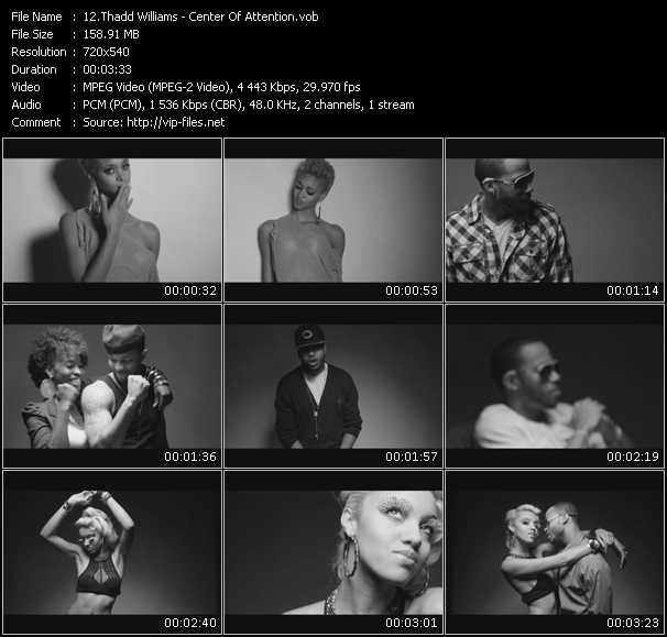 Thadd Williams video screenshot