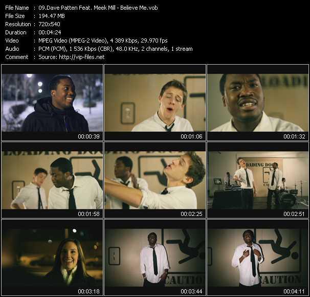 Dave Patten Feat. Meek Mill video screenshot