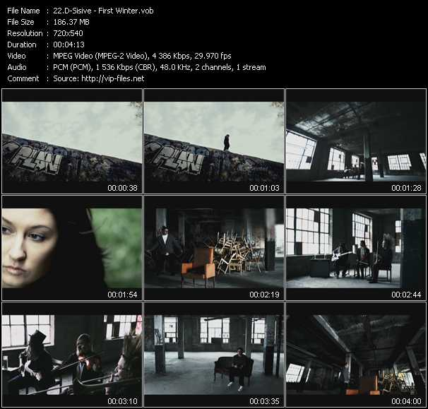 D-Sisive video screenshot