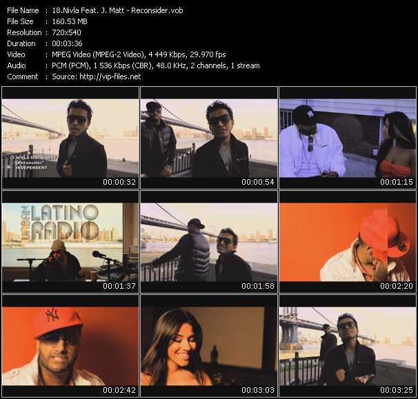 Nivla Feat. J. Matt video screenshot