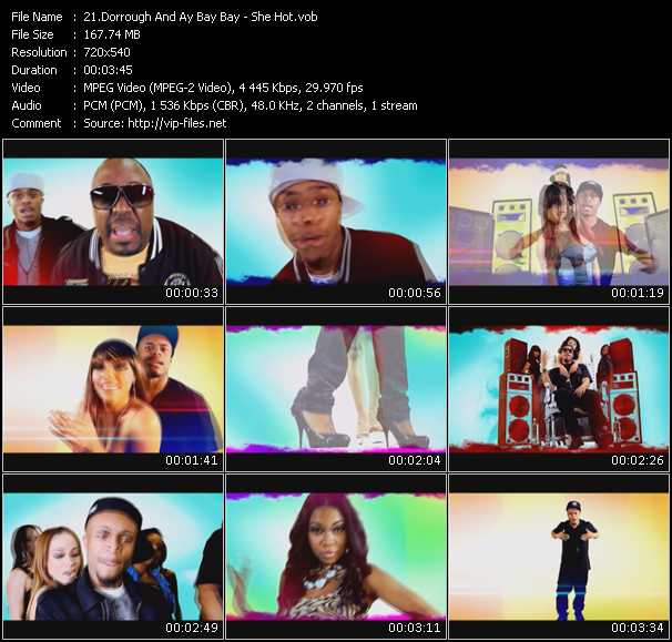 Dorrough And Ay Bay Bay video screenshot